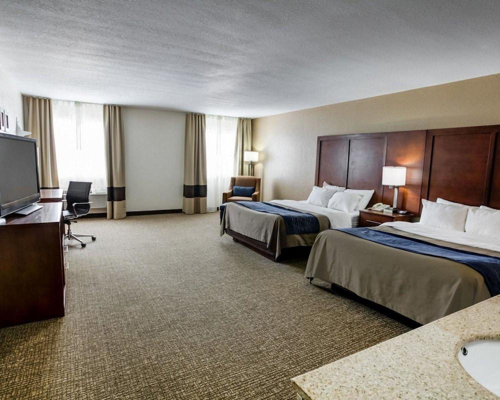 컴포트 인 커니 - 리버티(Comfort Inn Kearney - Liberty) Hotel Image 18 - Guestroom