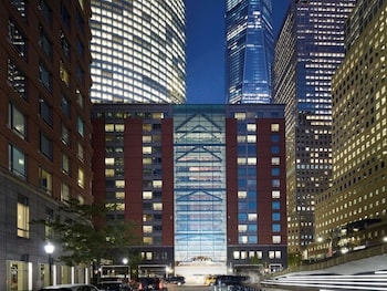 紐約市中心港麗飯店 Conrad New York Downtown