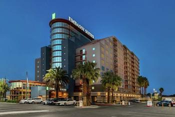 拉斯維加斯希爾頓大使會議中心套房飯店 Embassy Suites by Hilton Convention Center Las Vegas