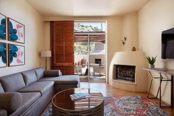 Suite, 2 Double Beds (Kiva)