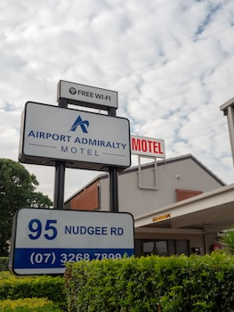 Street View at Airport Admiralty Motel in Hamilton