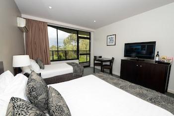 Superior İki Ayrı Yataklı Oda, Park Manzaralı