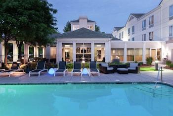 薩克拉門托南那湯瑪斯希爾頓花園飯店 Hilton Garden Inn Sacramento South Natomas
