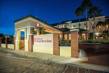 坦帕易勃爾歷史區希爾頓花園飯店 Hilton Garden Inn Tampa Ybor Historic District