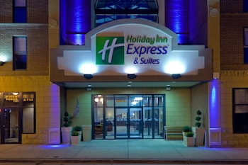 戴德伍德 - 金灰賭場智選假日套房飯店 Holiday Inn Express Hotel & Suites Deadwood-Gold Dust Casino