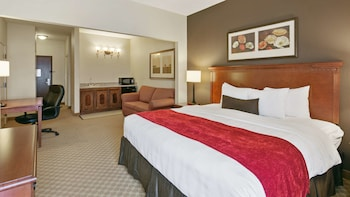 Presidential Suite, 1 King Bed, Non Smoking, Jetted Tub