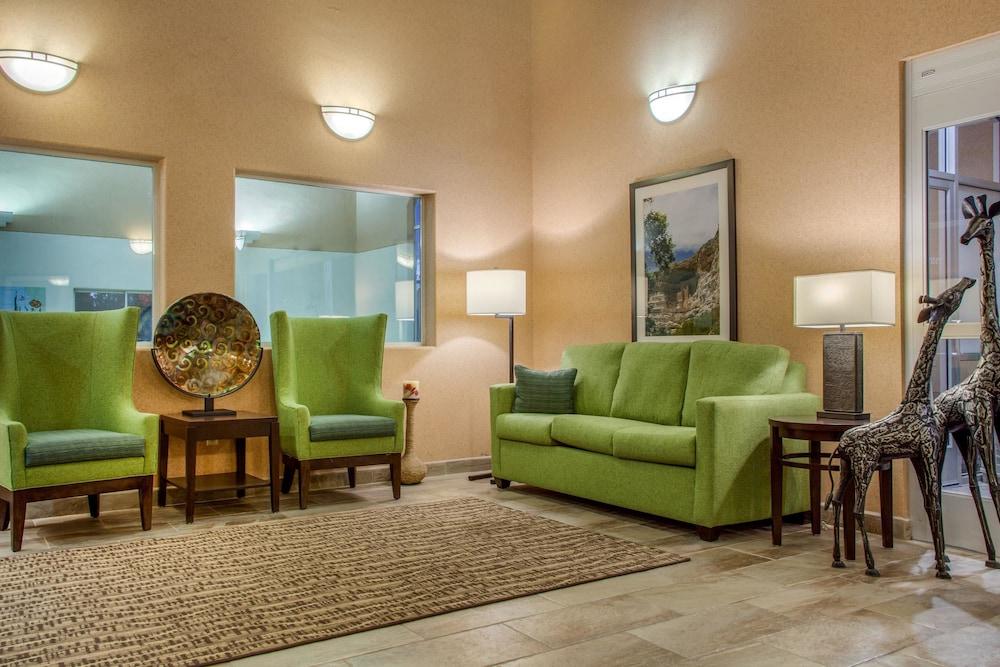 컴포트 인 & 스위트(Comfort Inn And Suites) Hotel Image 4 - Lobby