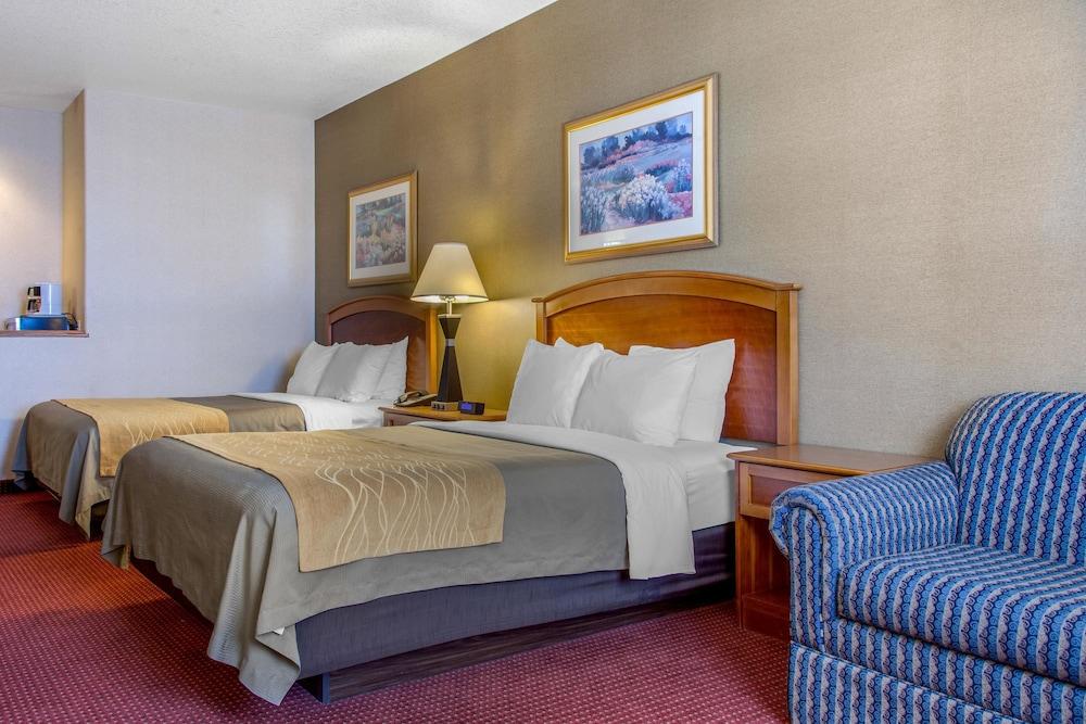 컴포트 인 & 스위트(Comfort Inn And Suites) Hotel Image 9 - Guestroom