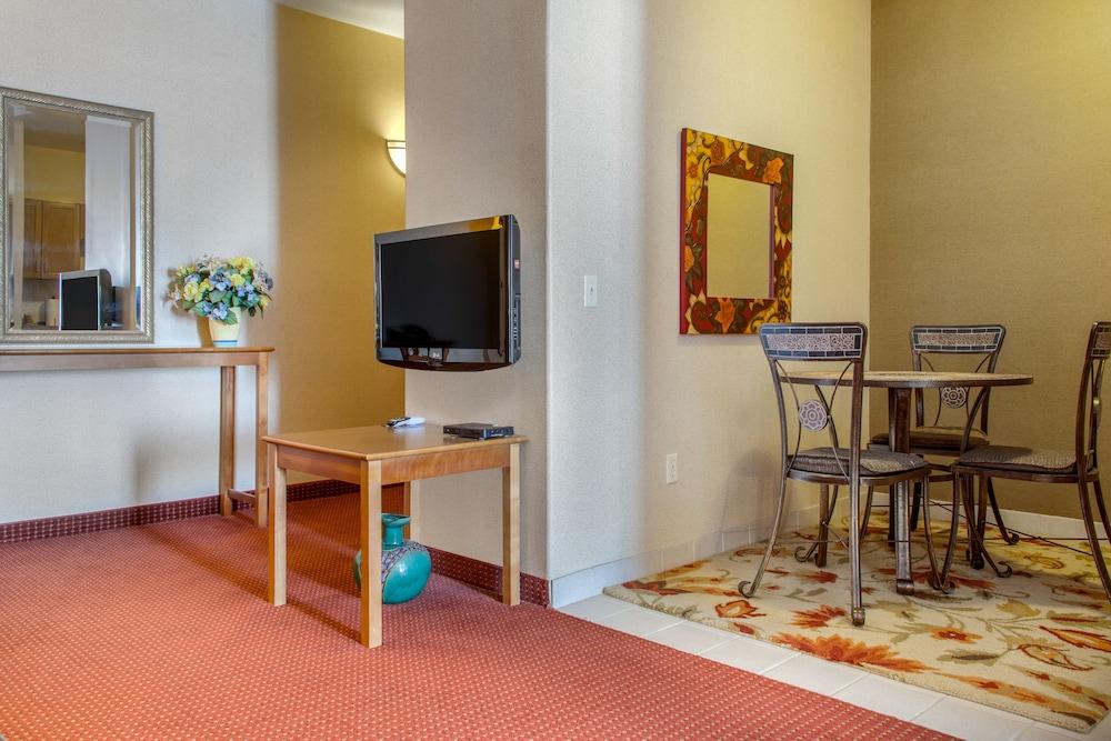 컴포트 인 & 스위트(Comfort Inn And Suites) Hotel Image 19 - Guestroom