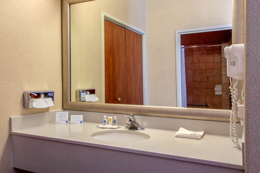 컴포트 인 & 스위트(Comfort Inn And Suites) Hotel Image 24 - Bathroom