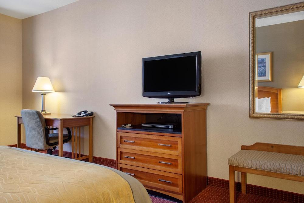 컴포트 인 & 스위트(Comfort Inn And Suites) Hotel Image 14 - Guestroom
