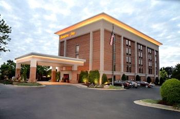 羅里北首府大道歡朋飯店 Hampton Inn Raleigh - Capital Blvd. North