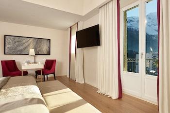 Junior Suite, Mountain View