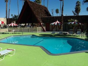 Hotel - Desert Lodge