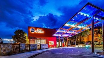 厄爾巴索機場入口貝斯特韋斯特飯店 Best Western El Paso Airport Entrada Hotel