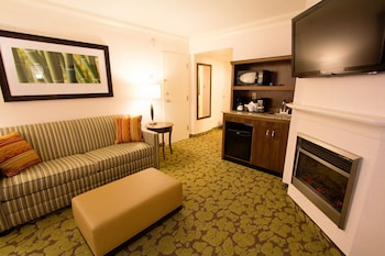 One Bedroom Suite, One King Bed, with Jetted Tub