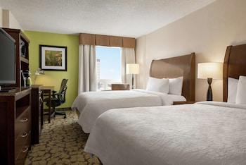 Room, 2 Queen Beds, City View (High Floor)