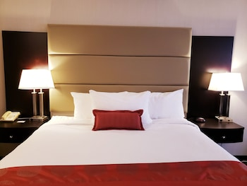 Superior Suite, 1 King Bed, Non Smoking, City View (6th Floor)