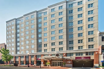 Book Residence Inn by Marriott Washington, DC/Dupont Circle in Washington.