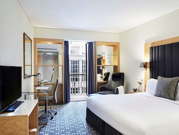Luxury Room, 1 King Bed, View
