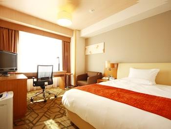 デラックス シングルルーム 1 ベッドルーム 禁煙 シティビュー|ホテルメトロポリタン山形