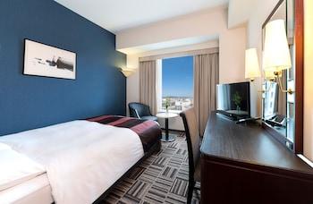 セミダブルルーム 1名様用 (禁煙)|ホテルグランヴィア 岡山