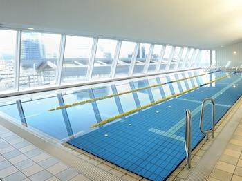 HOTEL GRANVIA OKAYAMA Indoor Pool
