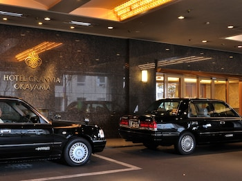 HOTEL GRANVIA OKAYAMA Property Entrance