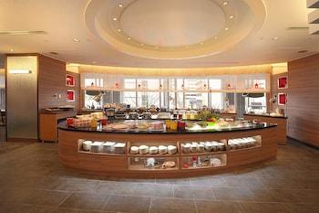 HOTEL GRANVIA OKAYAMA Breakfast Area