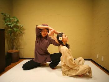 HOTEL GRANVIA OKAYAMA Massage