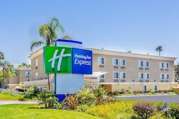 聖地牙哥海洋世界 - 海灘區智選假日飯店 Holiday Inn Express San Diego Sea World - Beach Area, an IHG Hotel