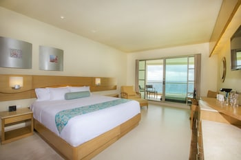 Deluxe Room, Jetted Tub, Ocean View - FLEX CANCELLATION, Kids Free