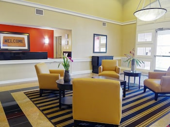 Lobby at Extended Stay America - Orlando - Maitland-Summit Tower Blvd in Orlando