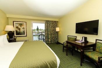 Room, 1 King Bed, Marina View