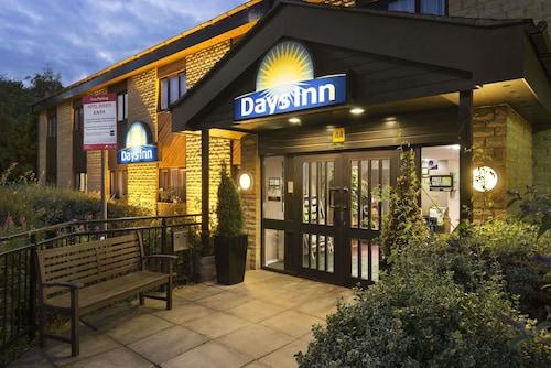 Bradford - Days Inn by Wyndham Bradford M62 - z Warszawy, 3 kwietnia 2021, 3 noce