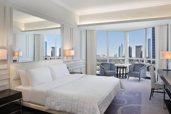 Club Room, 1 King Bed, View