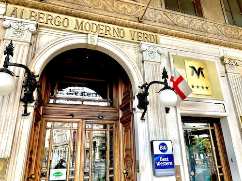 __{offers.Best_flights}__ Best Western Hotel Moderno Verdi
