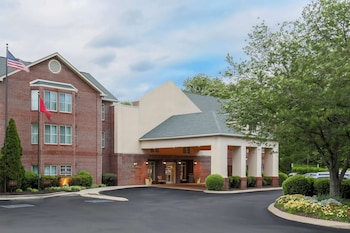 納許維爾機場希爾頓欣庭飯店 Homewood Suites by Hilton Nashville Airport