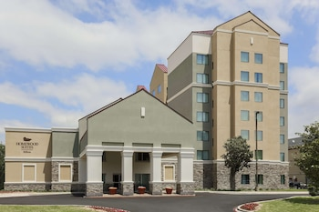 沃斯堡-化石溪北希爾頓欣庭飯店 Homewood Suites by Hilton Ft. Worth-North at Fossil Creek
