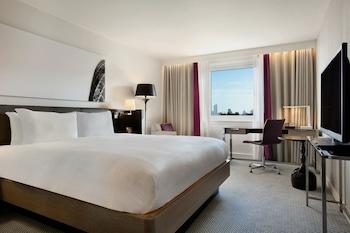 Executive Oda, 1 En Büyük (king) Boy Yatak, Business Dinlenme Salonu Kullanımı