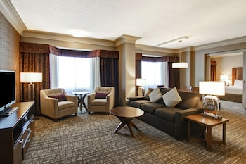 1 King Hospitality Suite