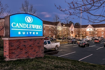 Hotel - Candlewood Suites Richmond-West