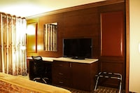 Business Room, 2 Double Beds