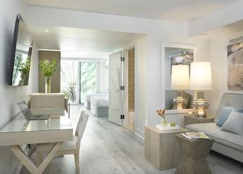 Standard Suite, 2 Double Beds (Standard Double Suite)