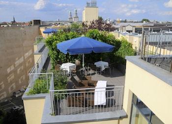 弗裡德里希斯海英阿普斯達爾布姆飯店 Upstalsboom Hotel Friedrichshain