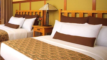 Resort Room 2 Double Beds