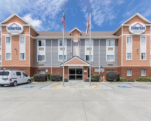 . Suburban Extended Stay Hotel Naval Base area