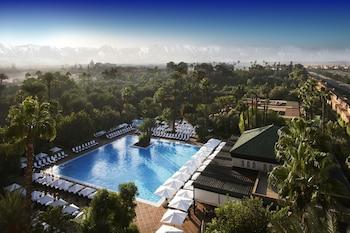 Hotel - La Mamounia