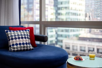 Guestroom at Millennium Premier New York Times Square in New York