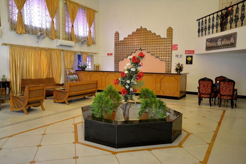 호텔 라지푸타나 팰리스(Hotel Rajputana Palace) Hotel Image 2 - Lobby